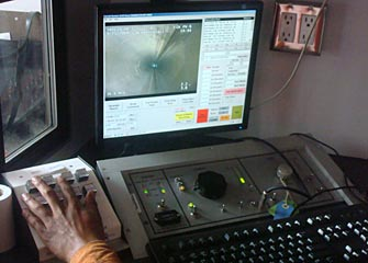 Drain Pipe Video Inspection